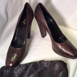 Gucci designer shoes